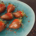 Schokofruechte-Schokoerbeeren
