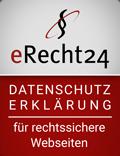 eRecht24_Siegel_Datenschutzerlärung