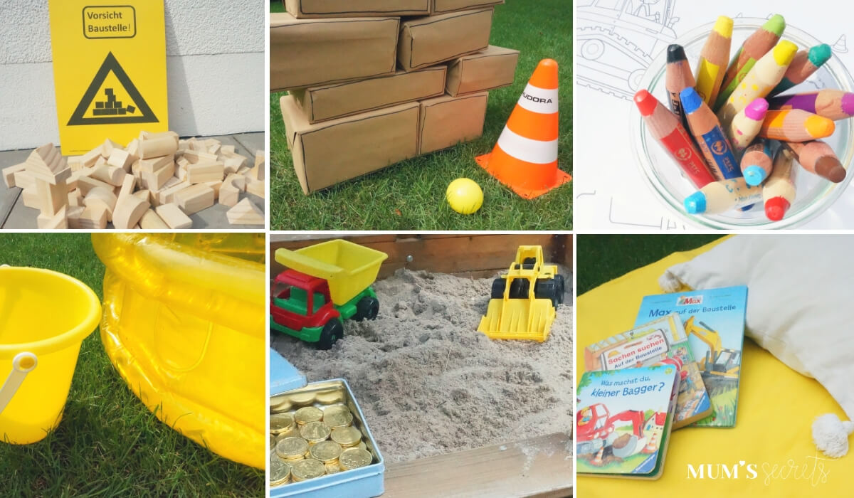 Baustellen_Kindergeburtstagsspiele