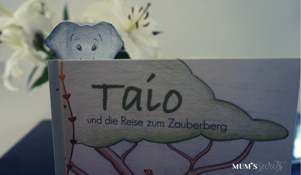 Bilderbuch_Taio und der Zauberberg_Lesezeichen