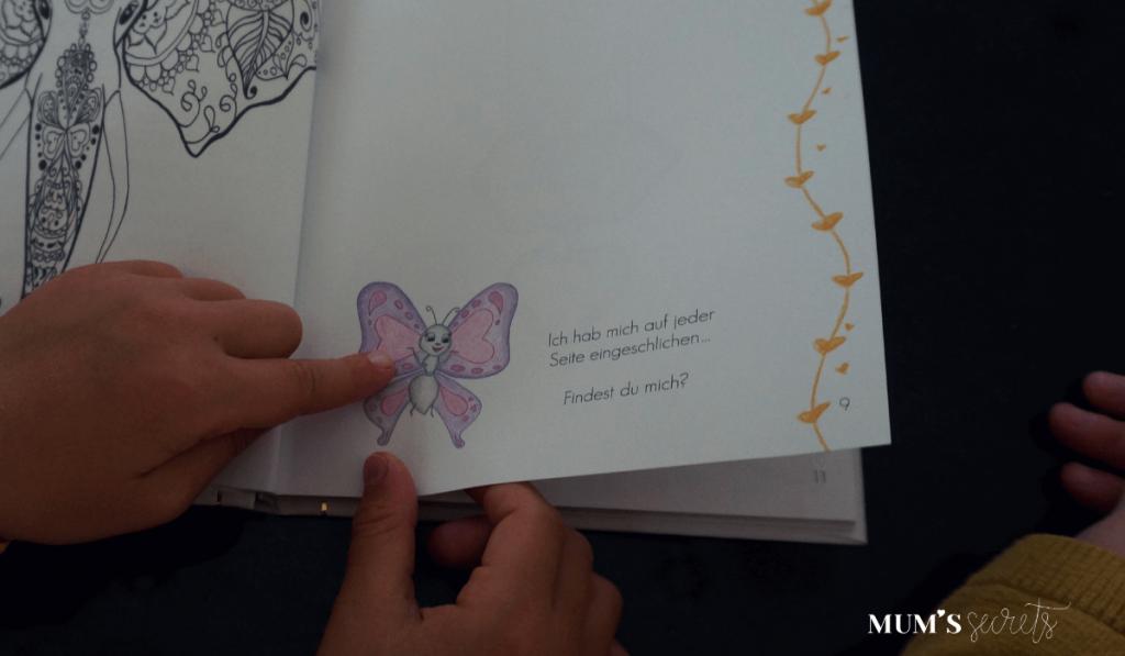 Bilderbuch_Taio und der Zauberberg_Schmetterling