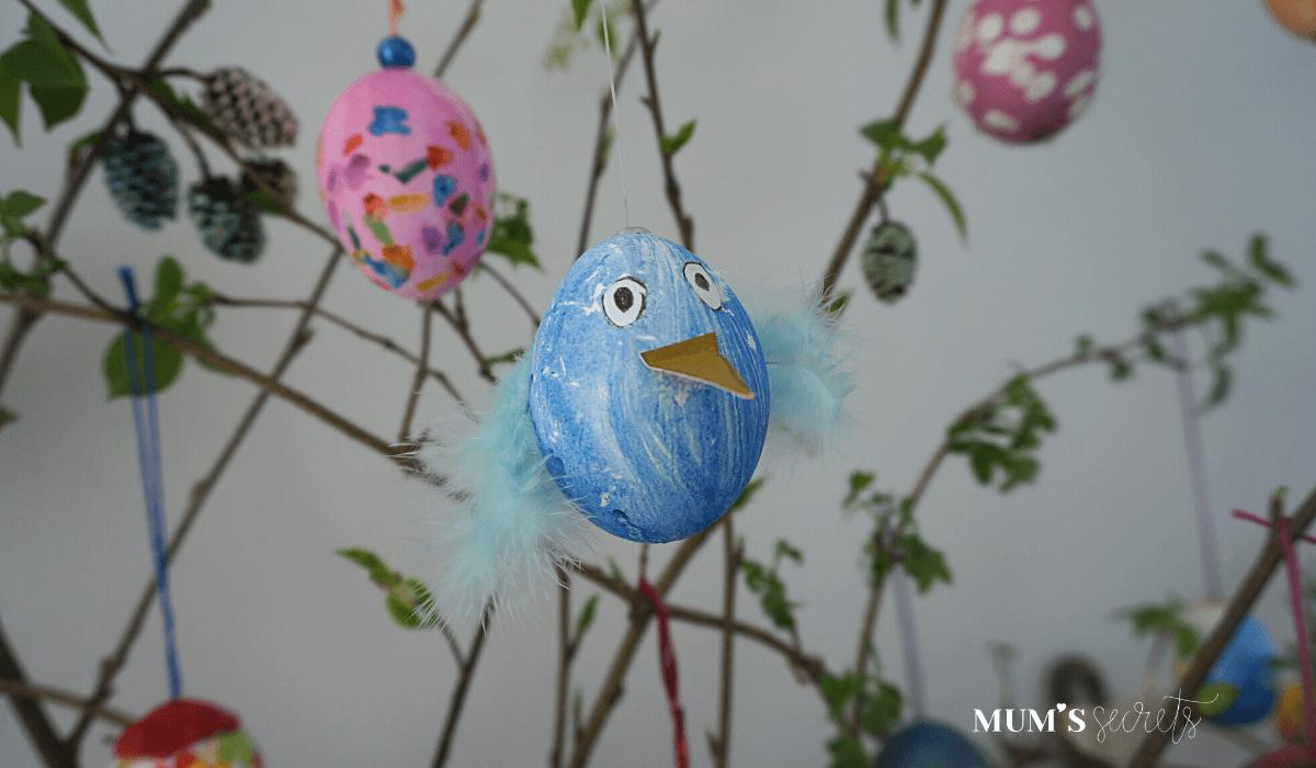 Ostertrauss Tradition by MUM'S secrets Ostereier malen Vogel